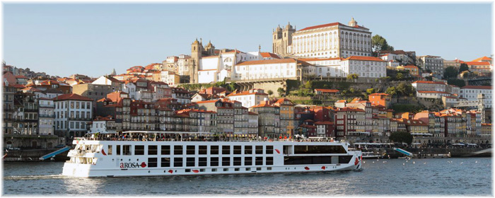 A-Rosa Alva on the Douro River