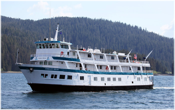 Alaskan Dream Cruises - Admiralty Dream