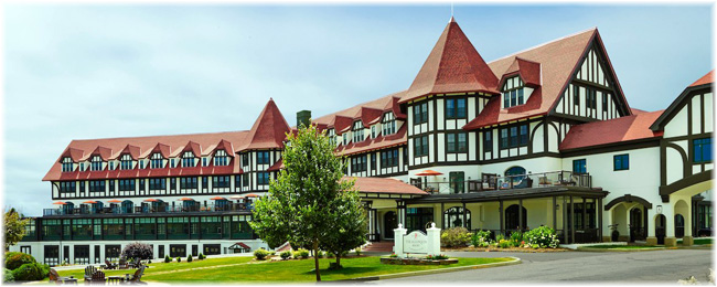 The Algonquin Resort at St Andrews by the Sea