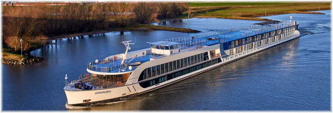 The AmaMora (Courtesy AmaWaterways)