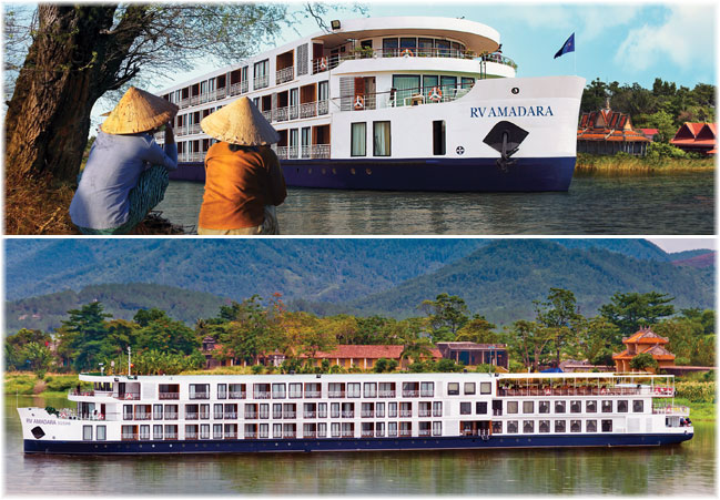 The AmaDara (Courtesy AmaWaterways)