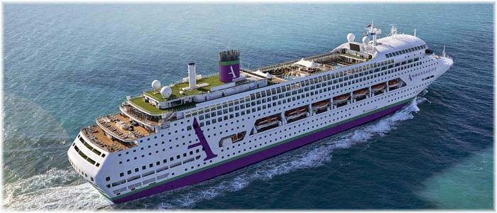 Ambience - Ambassador Cruise Line