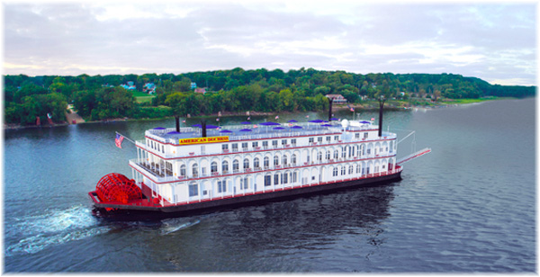 American Duchess - American Queen Steamboat Company