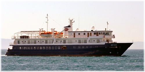 Grand Circle Cruise Line's Arethusa