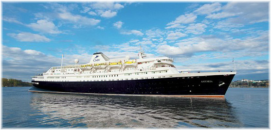 Astoria  (Photo Courtesy Cruise & Maritime Voyages)