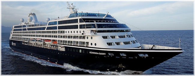 The Azamara Quest, ex R7 (Courtesy Azamara Club Cruises)