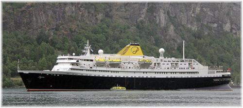 Portuscale Cruises'  Azores