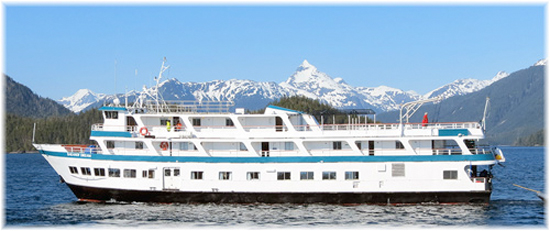 Alaskan Dream Cruises - Baranof Dream