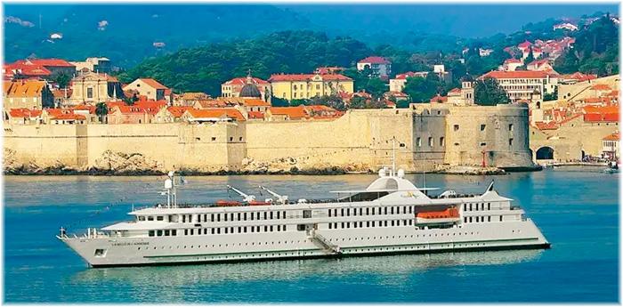 CroisiEurope's La Belle de l'Adriatique