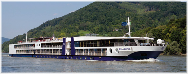 The 180 passengers Bellejour (Click to enlarge)