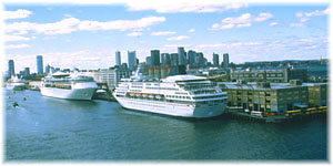 Boston - The Cruise Terminal