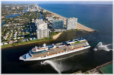 Celebrity Solstice at Ft. Lauderdale
