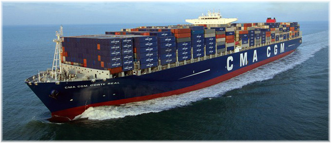 CMA CGM Corte Real can accommodate up to 10 passengers