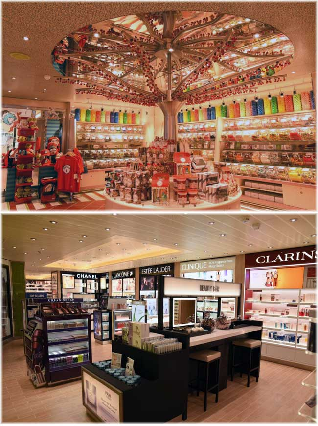 Carnival Panorama Features Largest Retail Collection In The Fleet