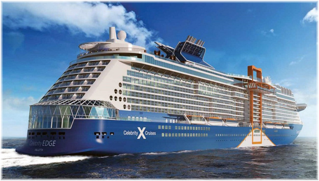 Celebrity Cruises March 2019 (24 Mar-30 Mar)