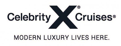 Celebrity Cruises: 'Modern Luxury Lives Here (Logo)'
