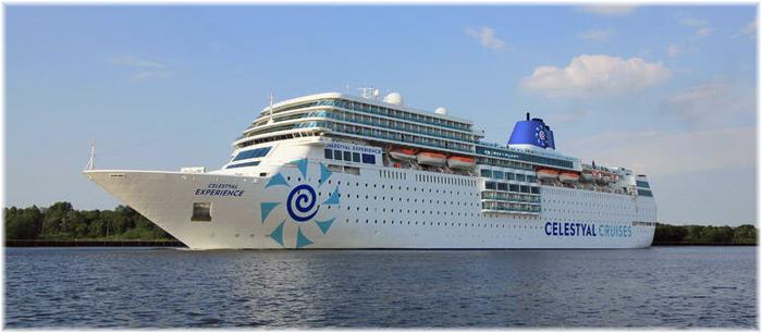 Celestyal Experience (Courtesy of Celestyal Cruises, September 2020)