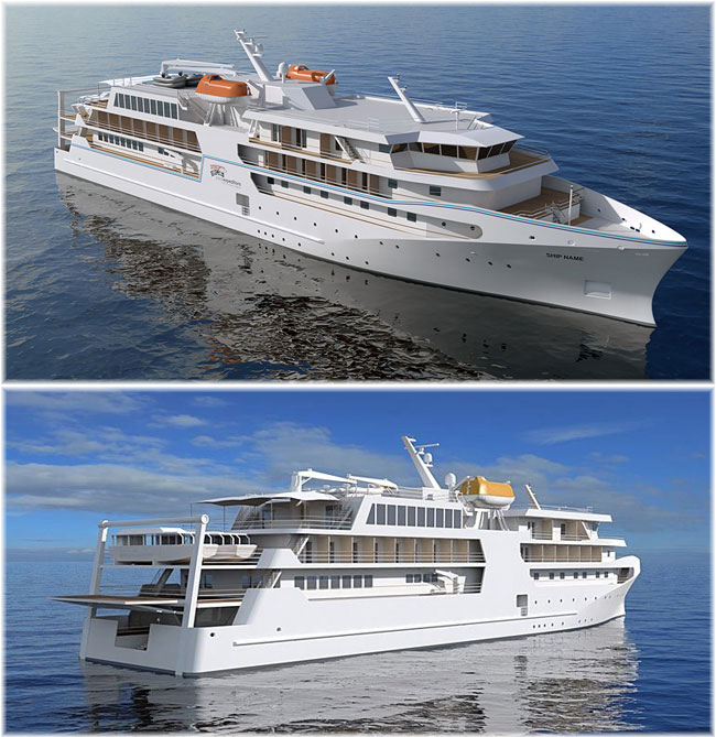 Coral Expeditions To Build Next Generation Expedition Cruise Ship at Vard Fincantieri