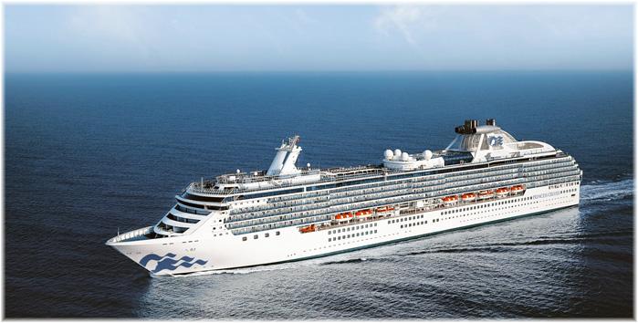 Coral Princess (Princess Cruises)