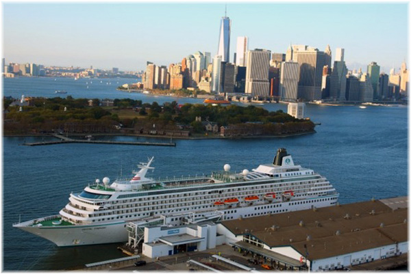 The Crystal Symphony (Courtesy Ports of America)