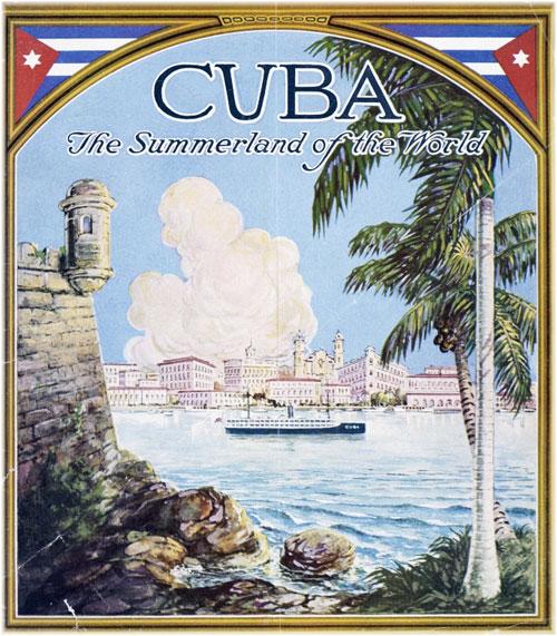 Cuba Cruises © Wolfsonian Institution, Miami