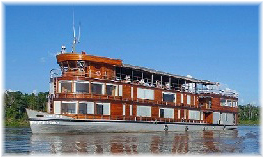Delfin II - Delfin Amazon Cruises