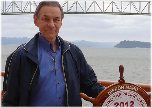 In a very long career Douglas Ward has earned a reputation as an honest and meticulous evaluator of cruise ships