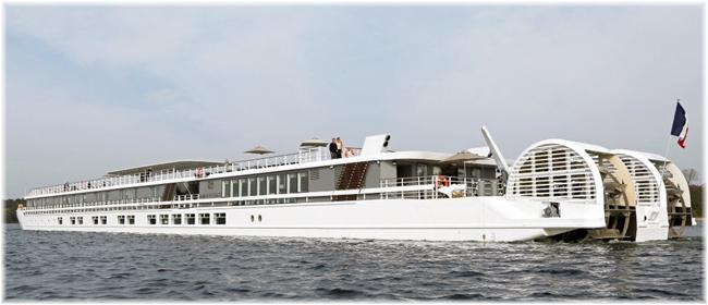 CroisiEurope's Elbe Princesse II
