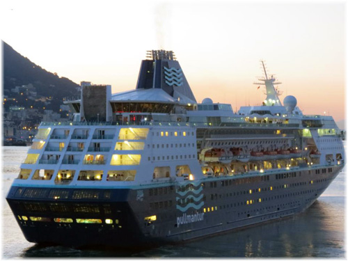 The Empress - Pullmantur Cruises