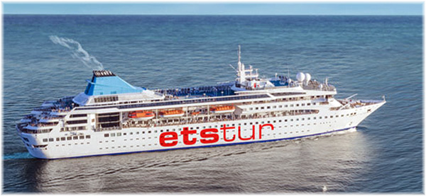 Etstur, a Turkish tour operator, announced it will once again operate the 1,074-guest Gemini for the 2019 summer season