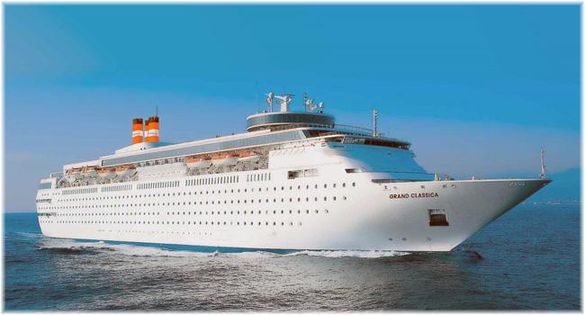Bahamas Paradise Cruise Line's Grand Classica  (Former Costa Classica)