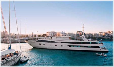 Variety Cruises' Harmony V