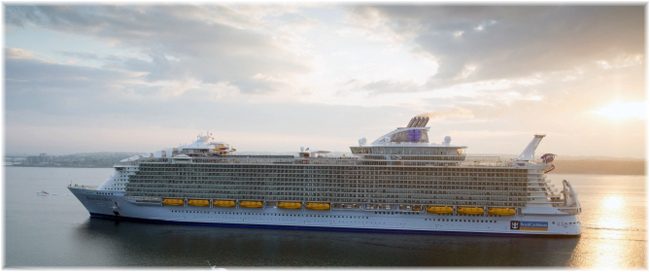 Harmony of the Seas (Photo courtesy Royal Caribbean International)