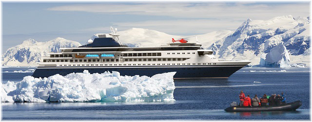 Knud E Hansen's new green-design expedition ship