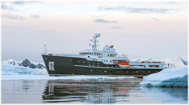 iExpedition's Legend (Photo credit Justin Hofman)