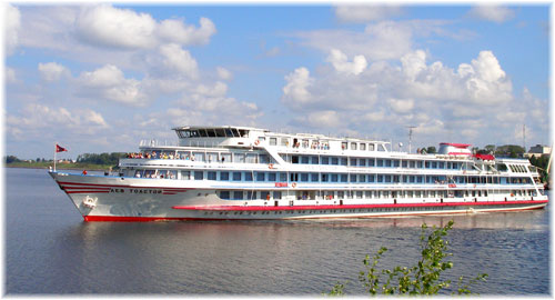 Lev Tolstoy (Russian rivers cruises)