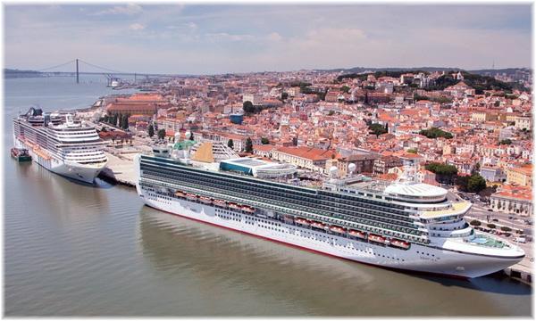 Lisbon Cruise Terminal (Source: MedCruise)