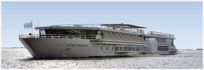 The Loire Princesse (Bernard Biger - CroisiEurope)