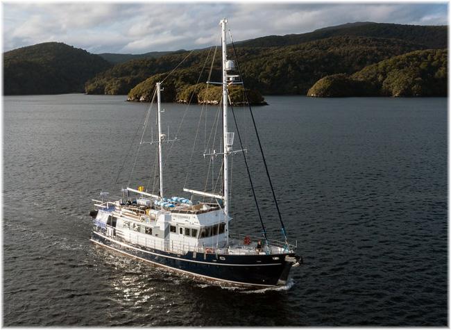 MV Strannik - Strannik Ocean Voyages