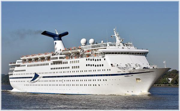 First Carnival PurposeBuilt Ship To Go For Scrap The Cruise - Magellan cruise ship
