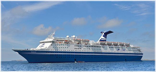 The 1,250-berth Magellan