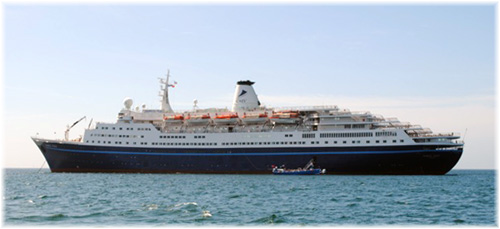 Marco Polo - Photo M. Sudders
