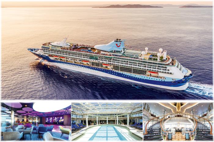 Marella Discovery  (Courtesy Marella Cruises)