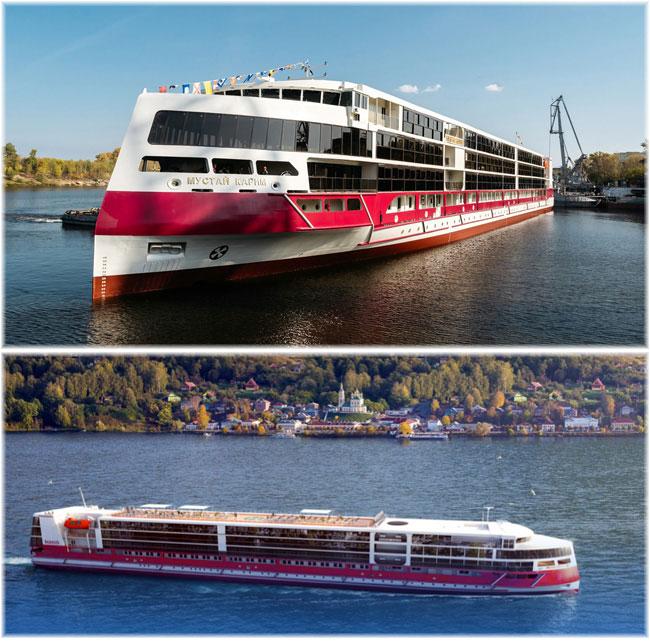 Mustai Karim: the new Russian riverboat