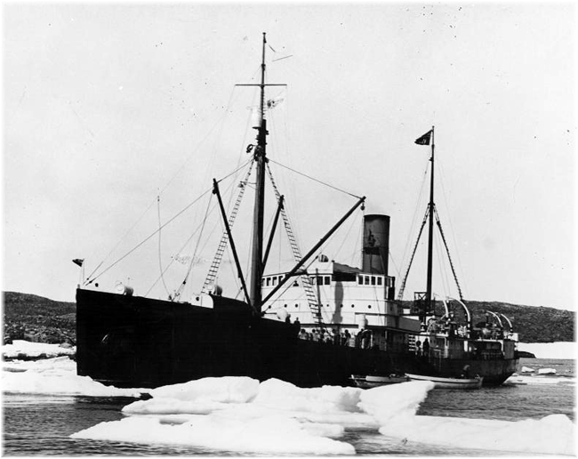 The Hudson's Bay Company's Nascopie (Click to enlarge)
