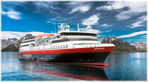 Norway Explorer - Hurtigruten (Ex Atlantida)