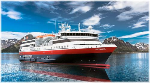 MS Spitsbergen - Hurtigruten (Ex Atlantida)