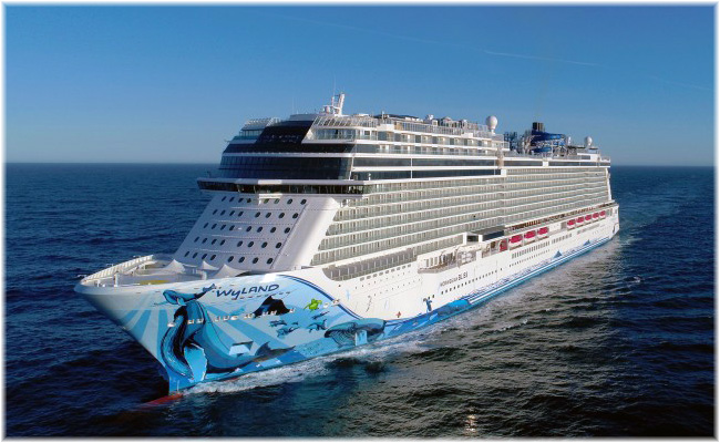 Norwegian Bliss (Courtesy Meyer Werft)