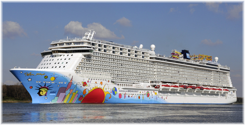 Norwegian Breakaway Due In New York Other Cruise News