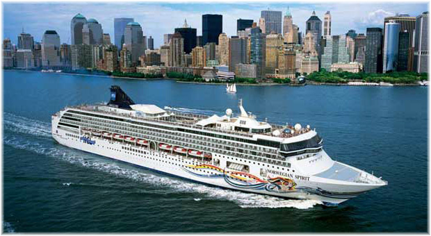 The Norwegian Spirit will remain in Europe for fall and winter 2017 (Courtesy Norwegian Cruise Line)